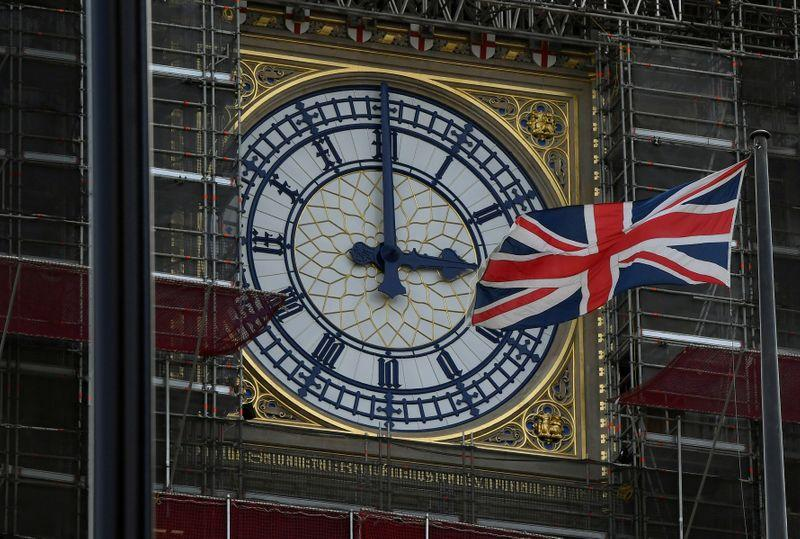 Newly face-lifted Big Ben will ring in London New Year