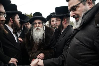Knife rampage at rabbi's home in New York