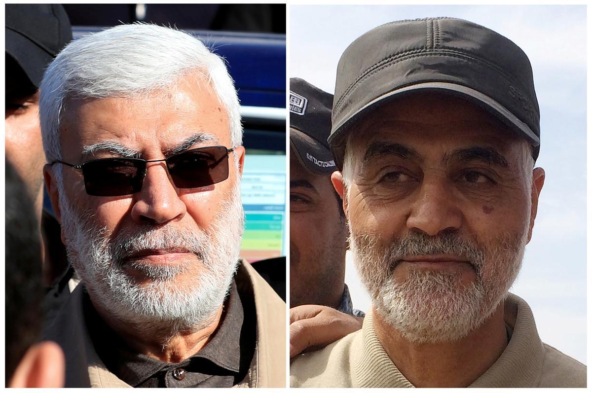 Iran promises to avenge U.S. killing of top commander Soleimani