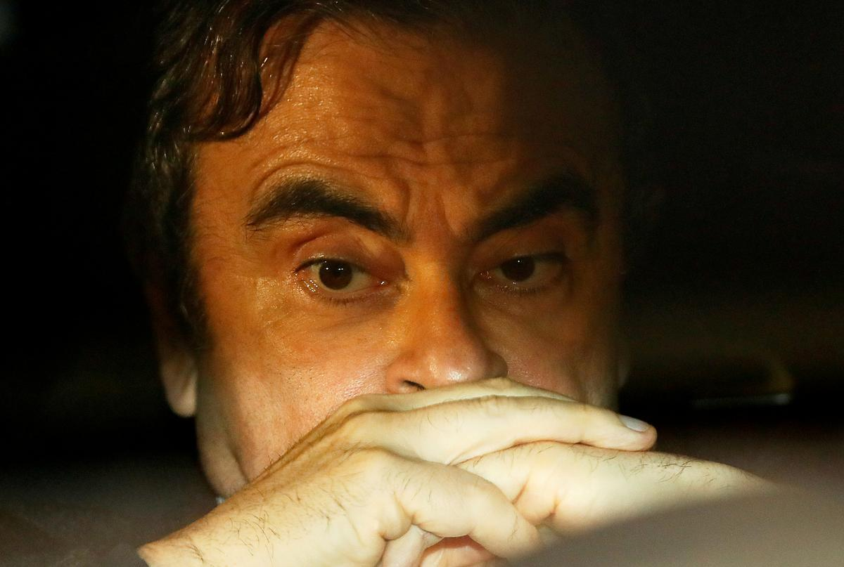 Ghosn used our jets illegally in escape from Japan, Turkish company says