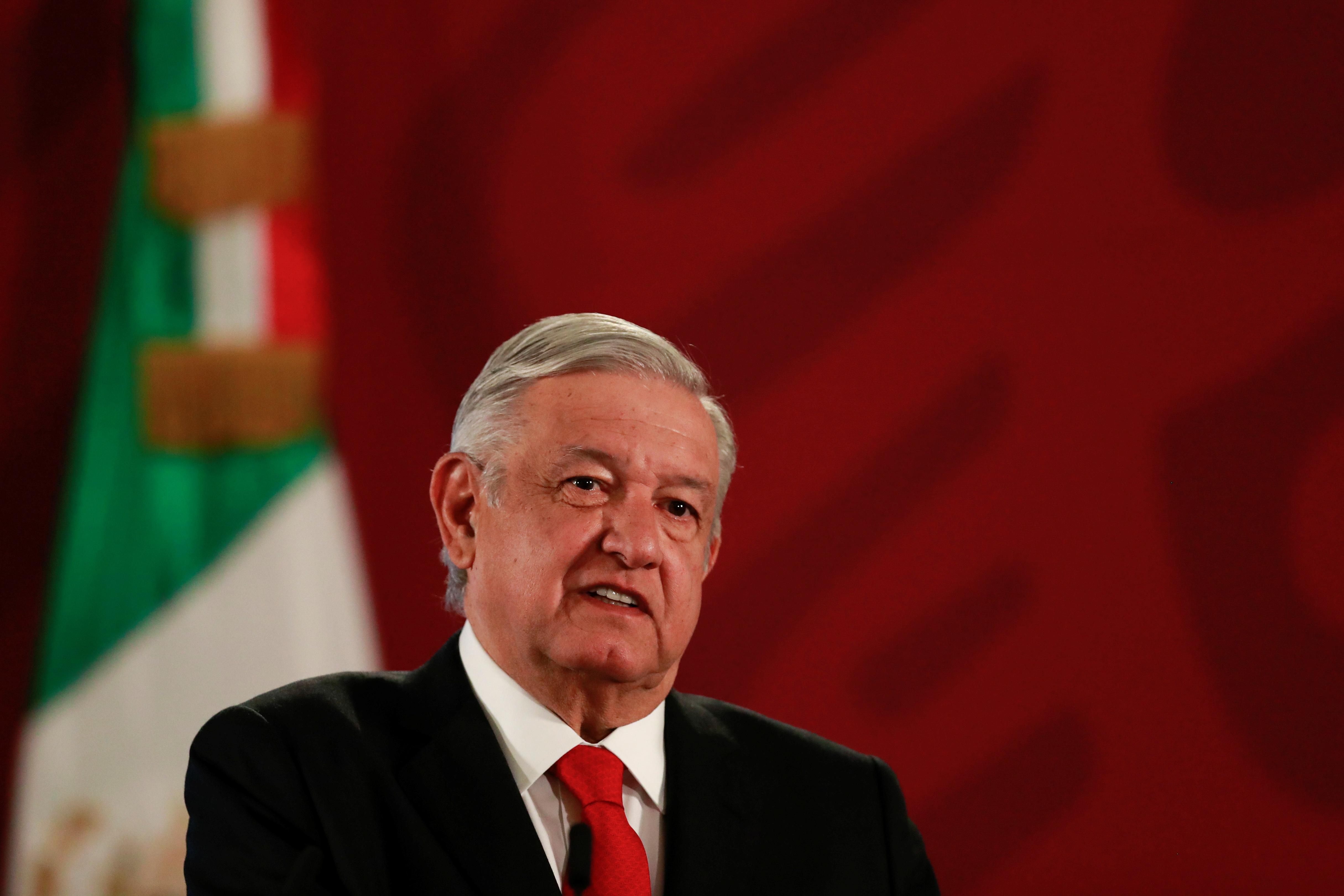 Mexico's president says will ask for planned gas pipeline to be...