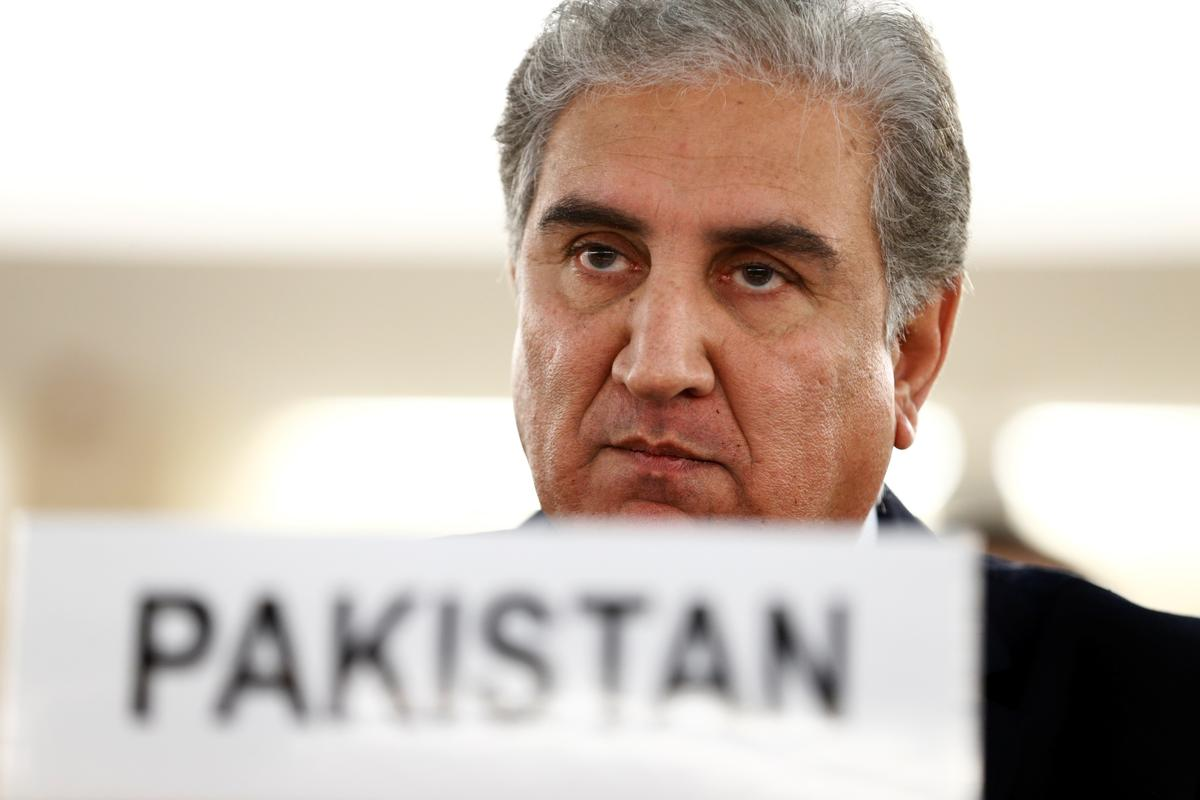 Pakistan won't take sides in Iran-U.S. confrontation: foreign minister