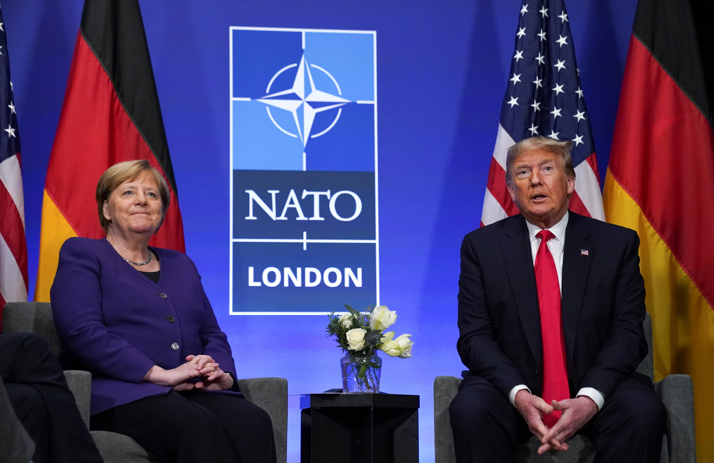 Trump, Merkel discuss Iran, Iraq and Libya by phone
