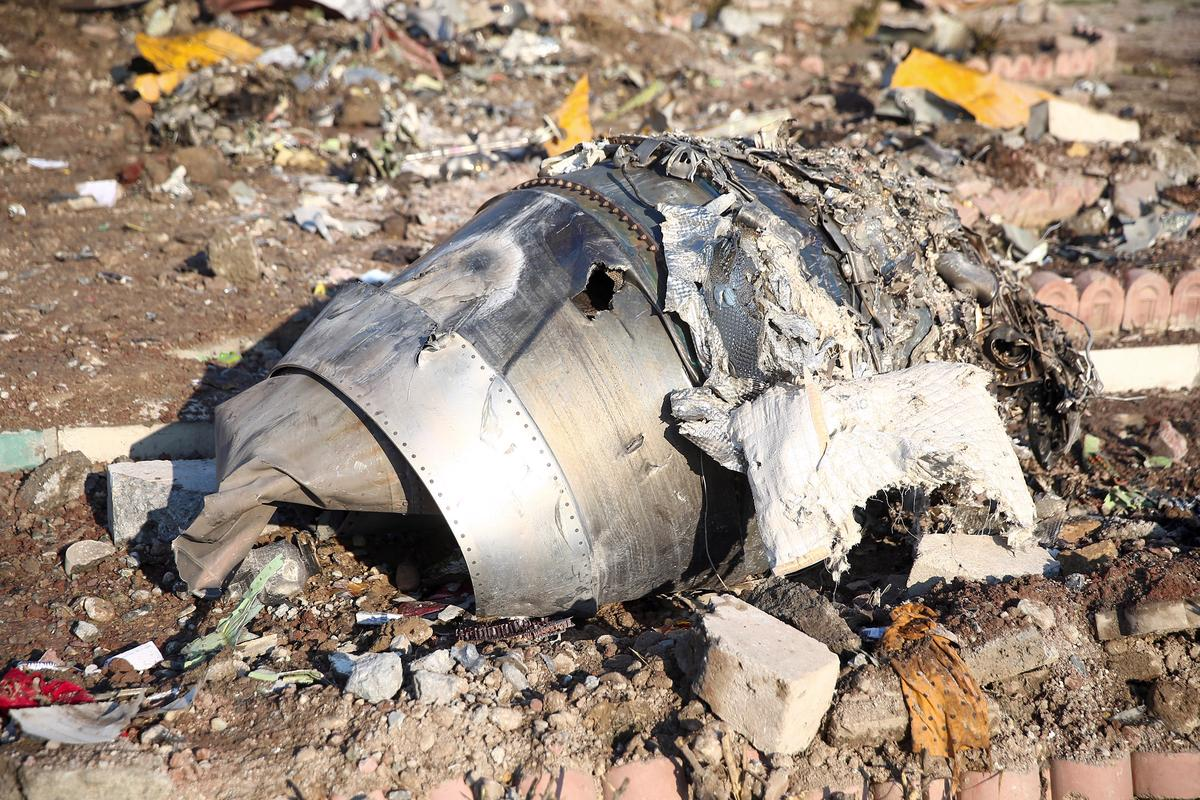 Both black boxes of crashed Ukrainian airliner have been found: Iran TV