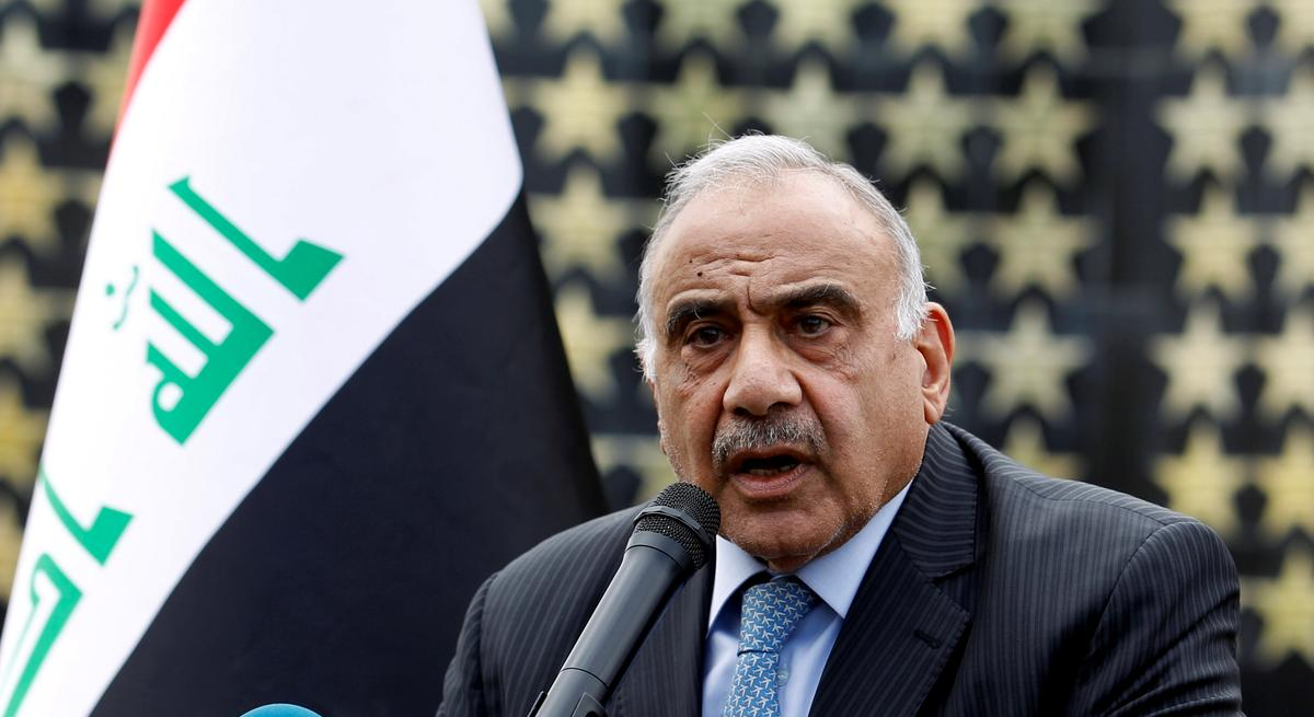 Iraqi PM received word from Iran about missile attack