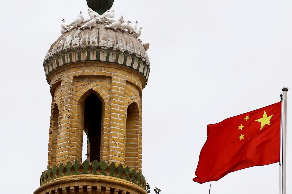 U.S. congressional study urges sanctions on China over 'crimes against humanity'