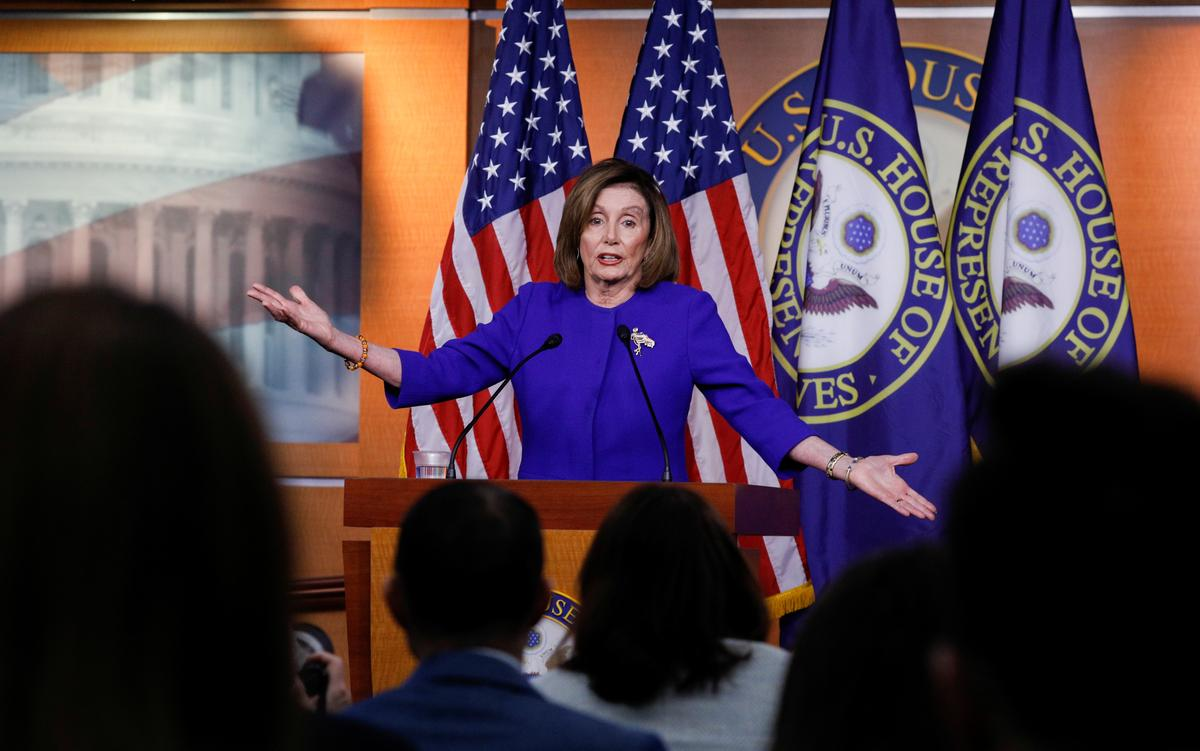 Pelosi does not believe Soleimani strike made the U.S. safer