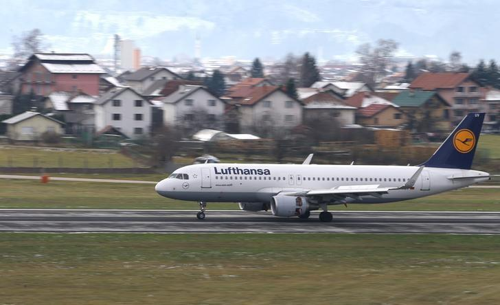Lufthansa cancels flights to and from Tehran due to uncertain security