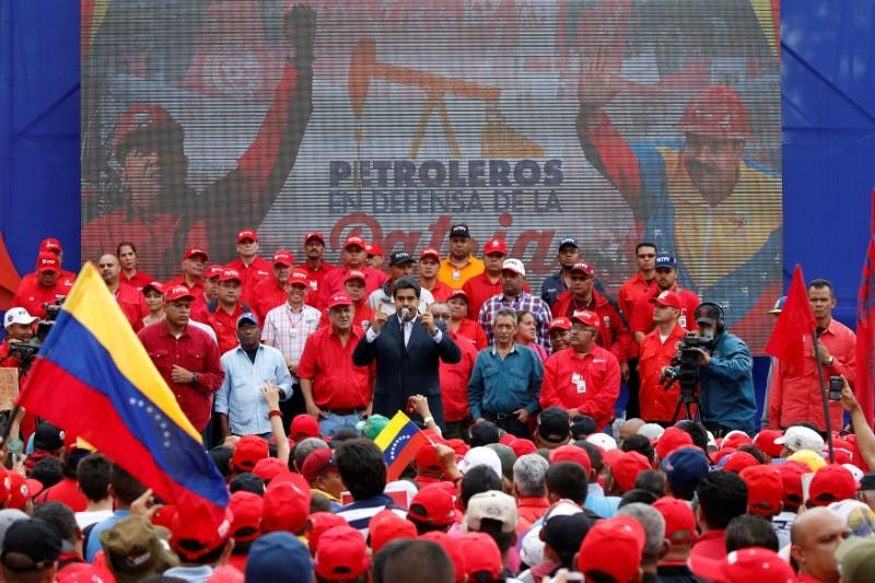 Three years after $1 billion Venezuela deal, U.S. oilfield firm...