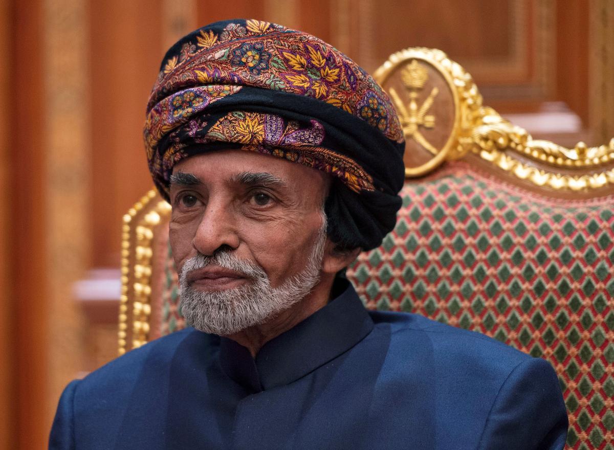 Oman's Sultan Qaboos dies; successor vows to pursue peace