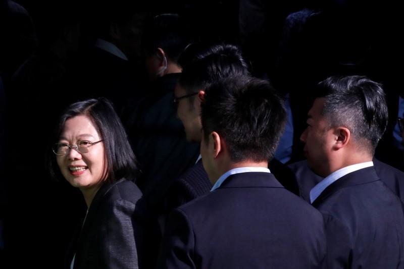 U.S. applauds Tsai's re-election as Taiwan president: Pompeo