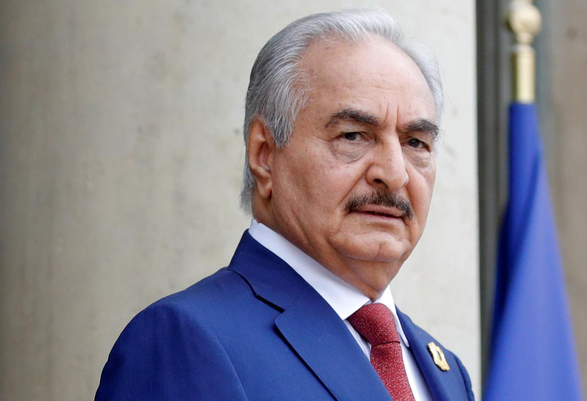 Libyan forces loyal to Haftar announce ceasefire, GNA agrees to truce