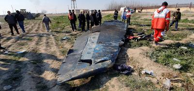 Ukrainian airliner crashes in Iran, killing all aboard
