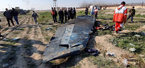 Ukrainian airliner crashes in Iran, killing all aboard