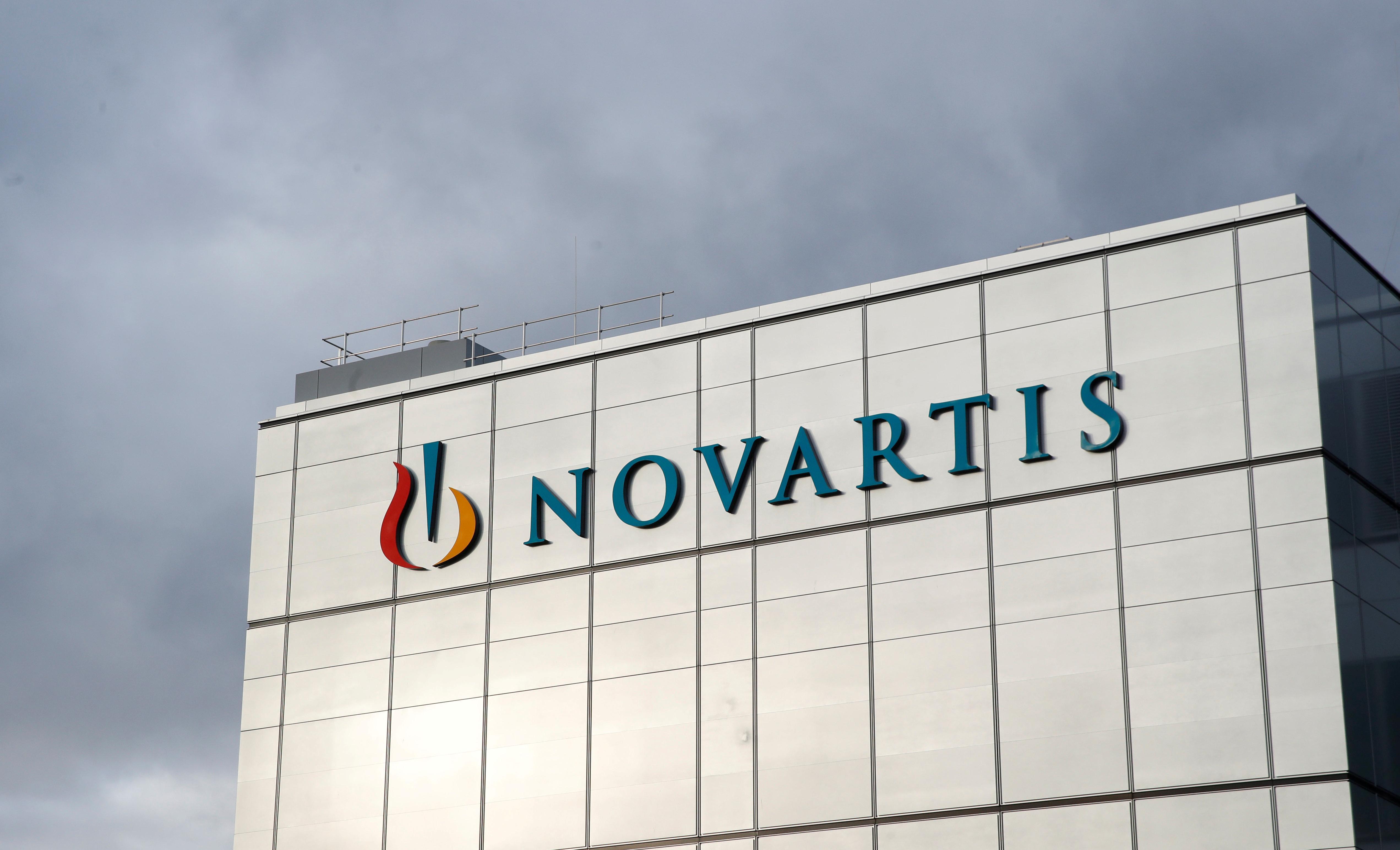 Novartis to speed access to $10 billion heart drug via NHS deal