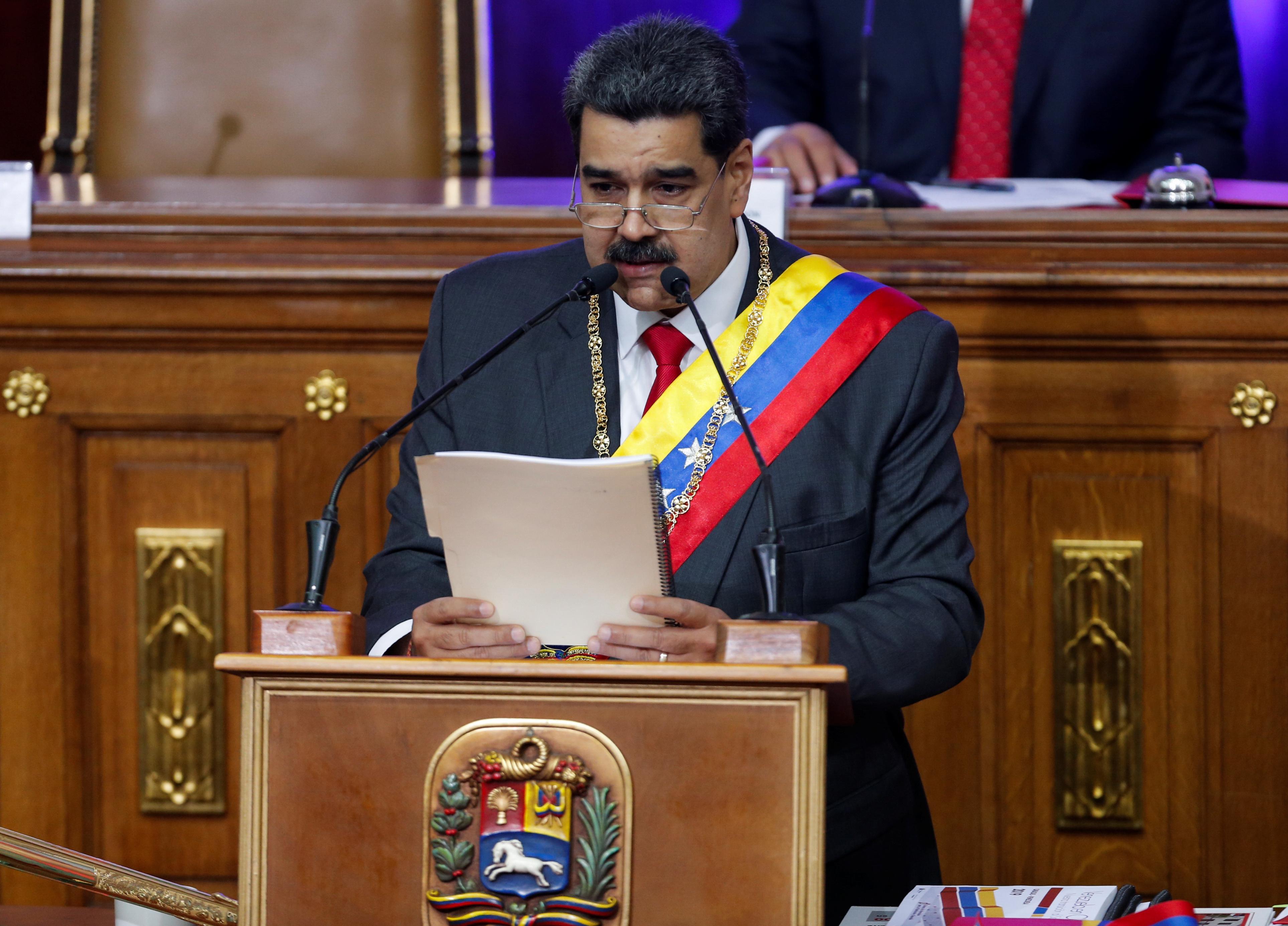 U.S. targets Maduro-backed legislator and allies in fresh...
