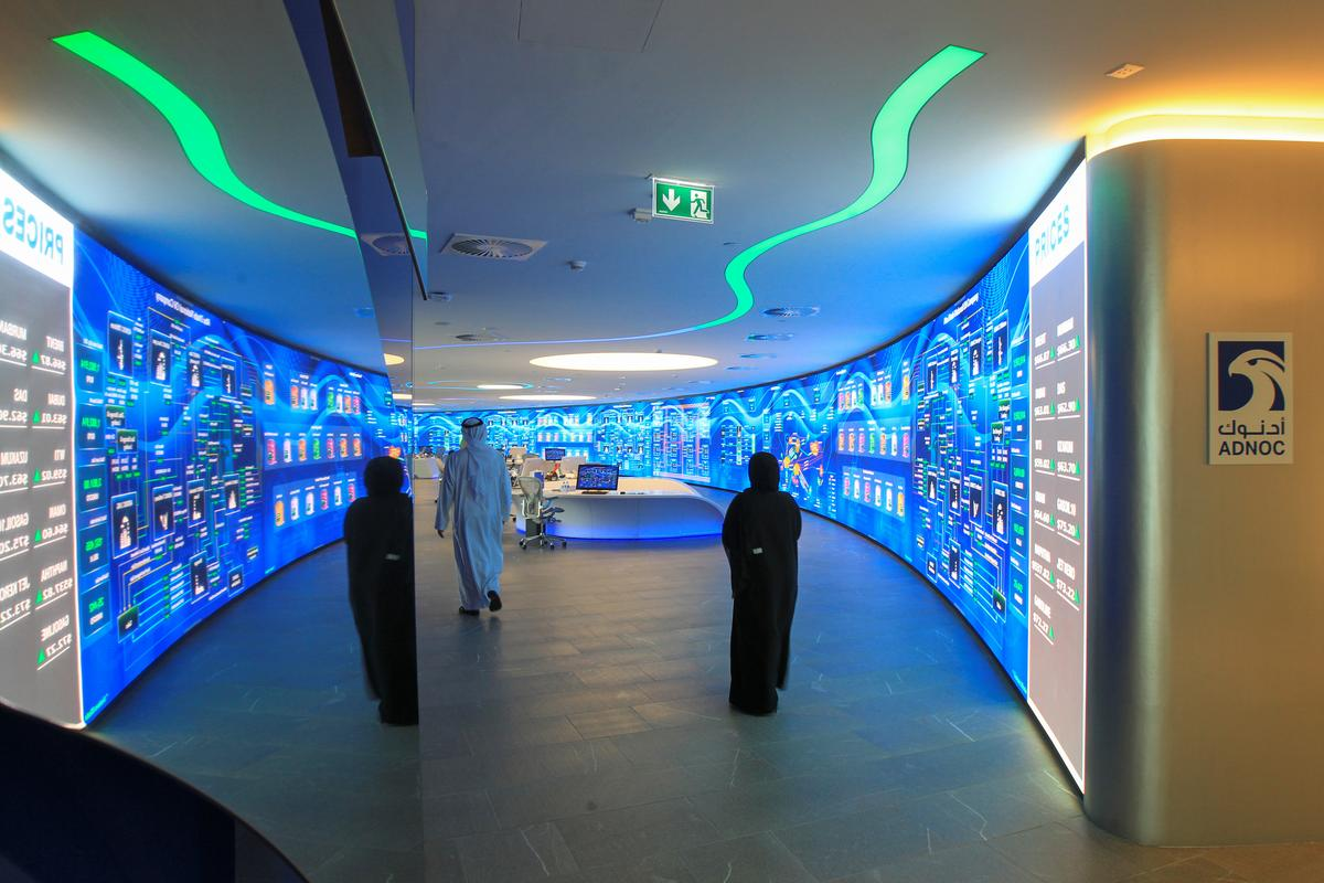 As Aramco hails record IPO, Abu Dhabi's ADNOC whips up $19 billion