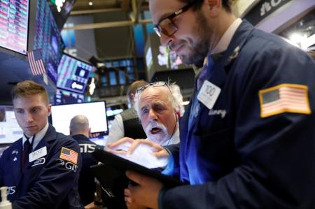 Wall Street set to open lower as investors weigh trade deal, earnings