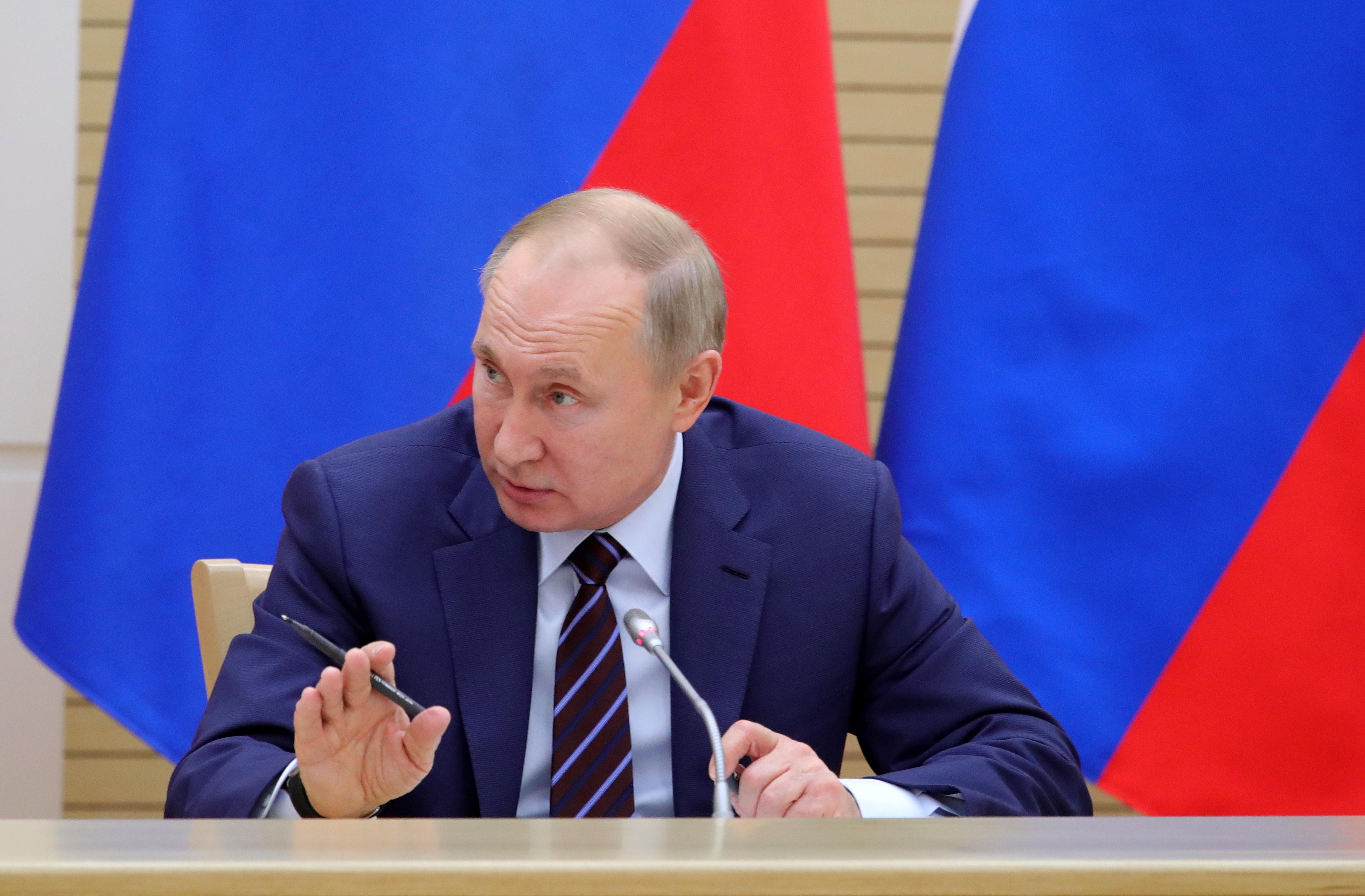 Explainer: How Putin's shake-up of Russian politics could pan out