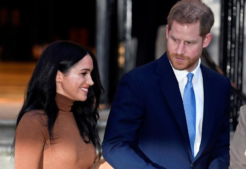 Mounties, maple syrup, and... Meghan and Harry? Royal move could...