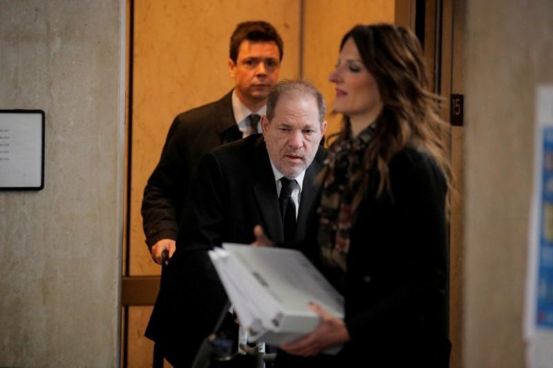 Un juge du procès pour viol de Weinstein a déclaré que l'affaire n'était pas un «référendum» sur le mouvement #MeToo