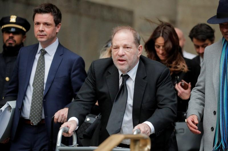 Judge in Weinstein rape trial says case is not a 'referendum' on...