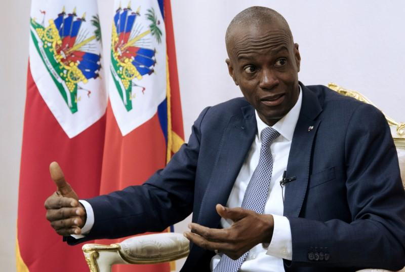 Exclusive: Haiti's Moise plans to use new powers to overhaul...