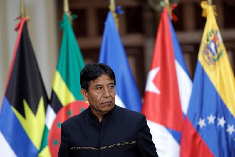Morales' party names candidates for upcoming Bolivia elections