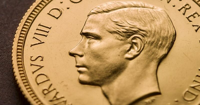 Rare Edward VIII coin bought for million pounds