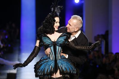 Jean-Paul Gaultier bids farewell to the catwalk