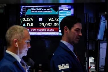 高値追う米株に危険信号も 目が離せない決算