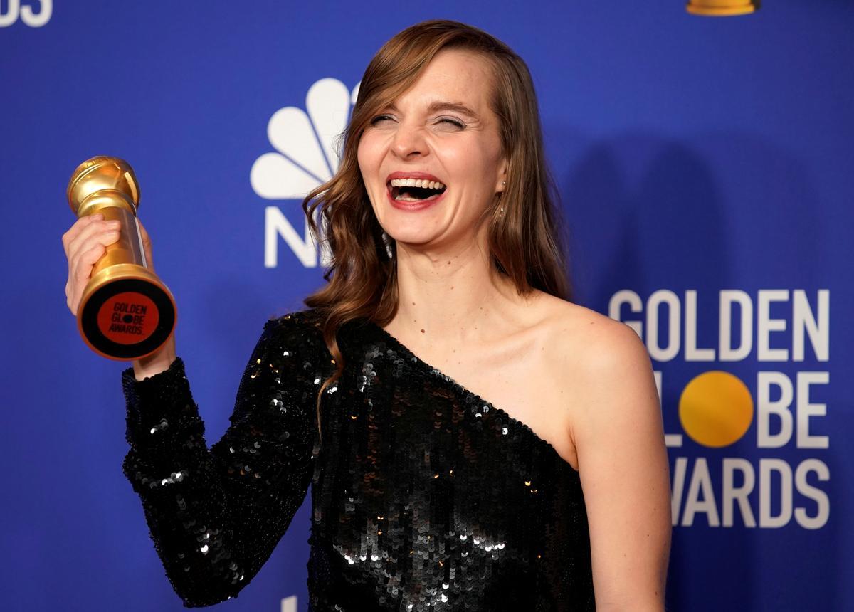 Female Icelandic 'Joker' composer Guonadottir makes film awards history