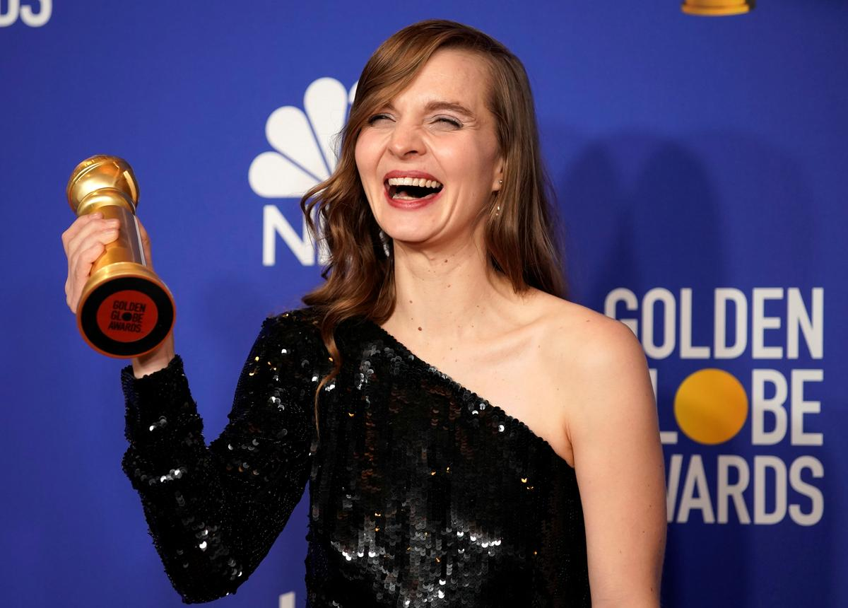 Female Icelandic 'Joker' composer makes film awards history
