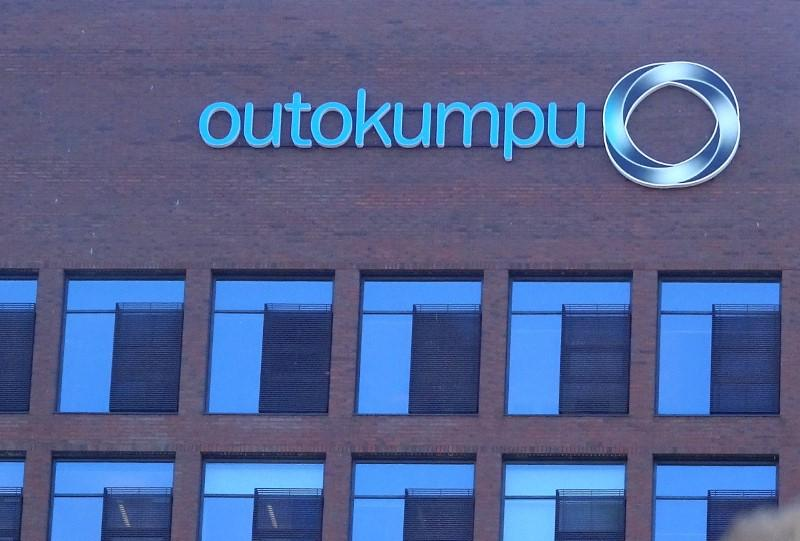 Stainless steel maker Outokumpu shares up 16% on fourth quarter beat