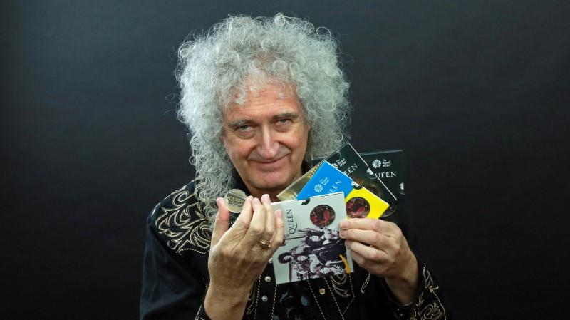 UK issues commemorative coin celebrating rock band Queen