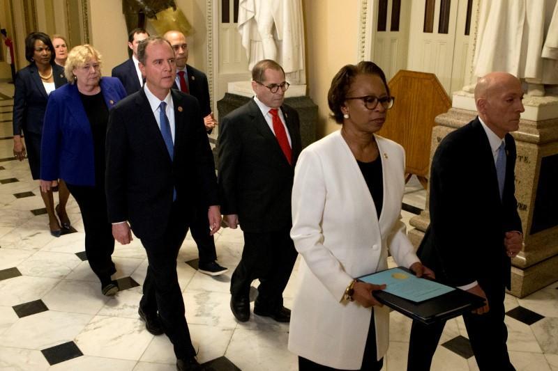 Factbox: Seven House Democrats to argue impeachment case against Trump in Senate