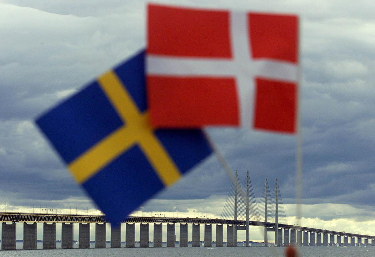 Bridge linking Denmark to Sweden to get new lick of paint in 13-year operation