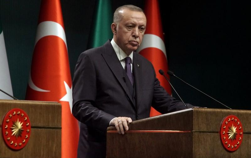 Erdogan says Somalia has invited Turkey to explore for oil in its...
