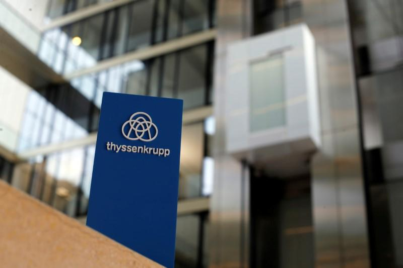 Thyssenkrupp shortlists three private equity consortia in elevator...