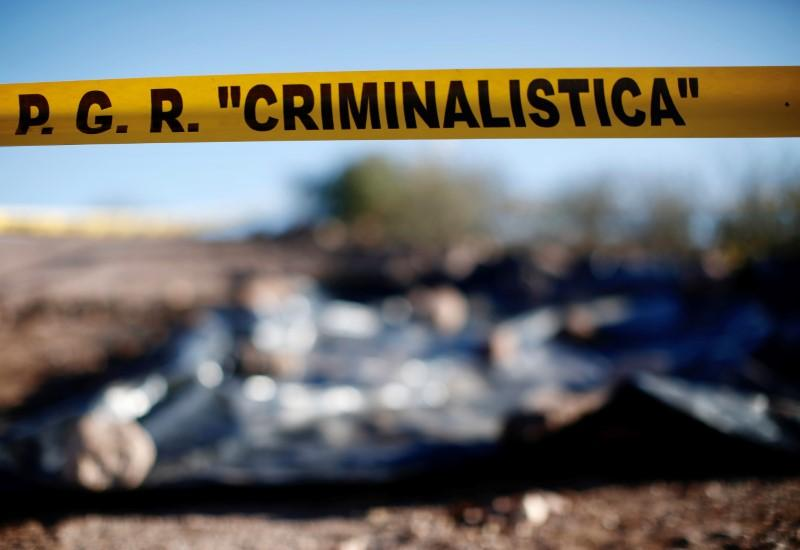 Murders in Mexico in 2019 rise to record, up 1% from year ago
