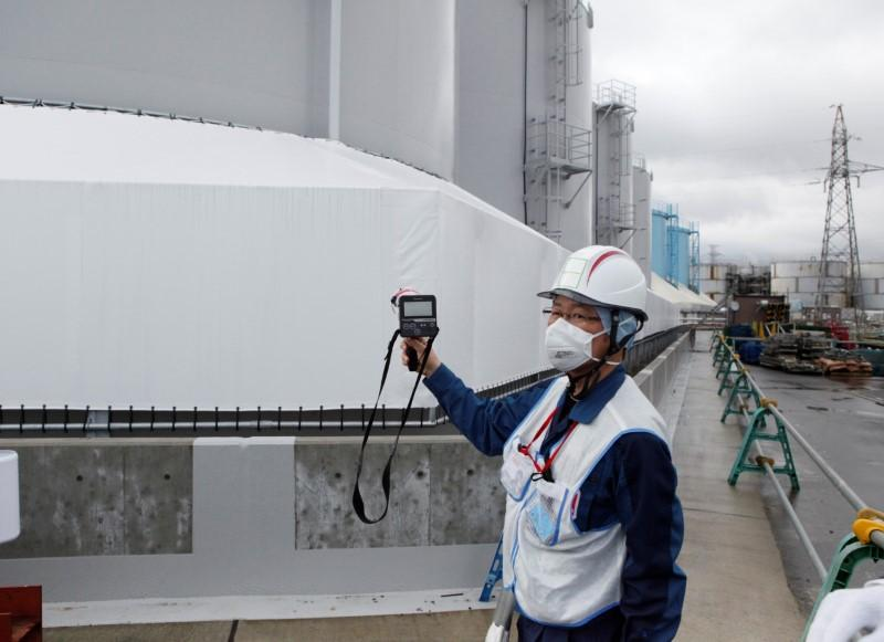 Fukushima says radiation poses no threat to Olympic torch relay