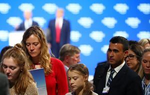 Inside Davos