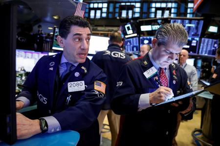 S&P 500, Nasdaq aim for record on IBM earnings, fading China virus fears