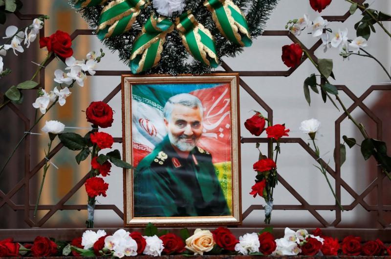 Militia ally of Iran's Soleimani shot dead in southwest Iran - IRNA