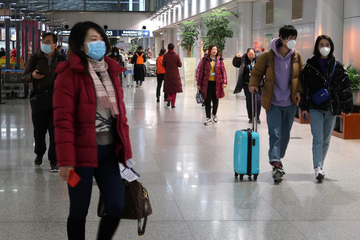 Explainer: Global airlines on high alert as virus outbreak spreads