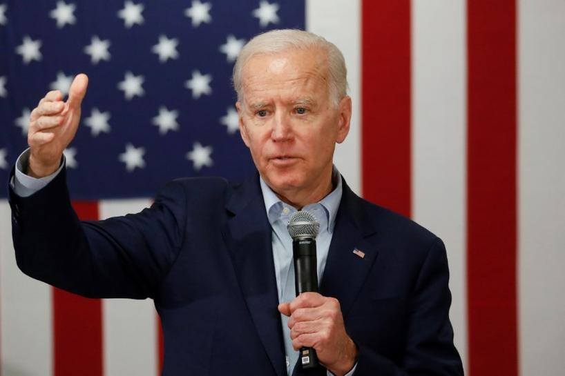 Biden leads, while others gain momentum in bid for 2020 nomination: Reuters/Ipsos poll
