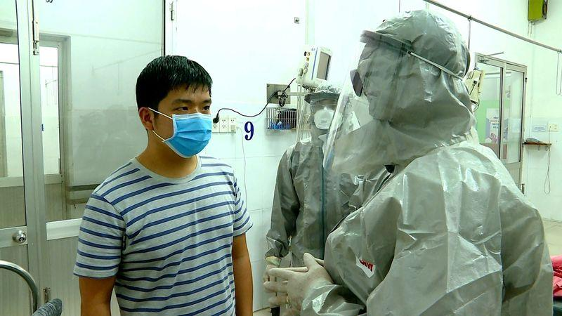 Vietnam says two Chinese citizens in Vietnam confirmed to have...