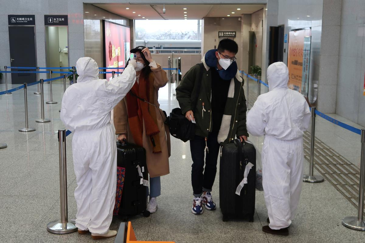 China's Haikou city to start 14-day medical observation for tourists from Hubei