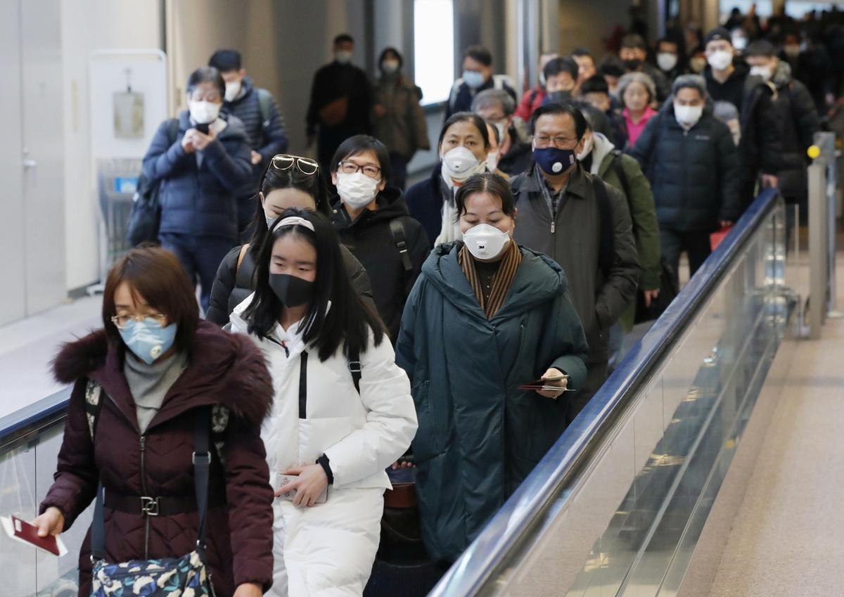 Japan confirms third case of Wuhan virus