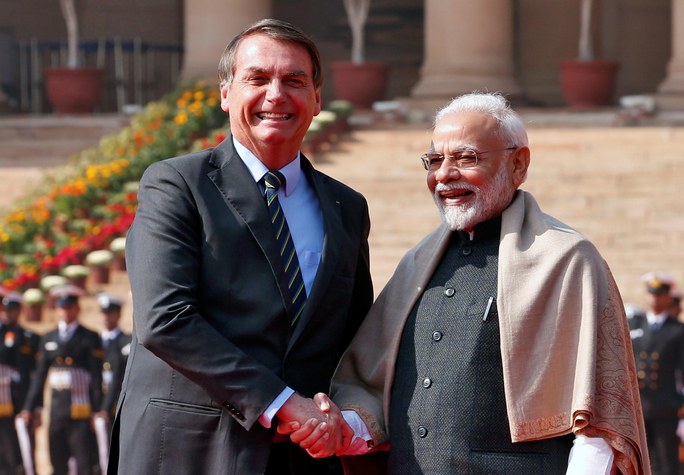 India, Brazil sign 15 accords to deepen ties across range of sectors